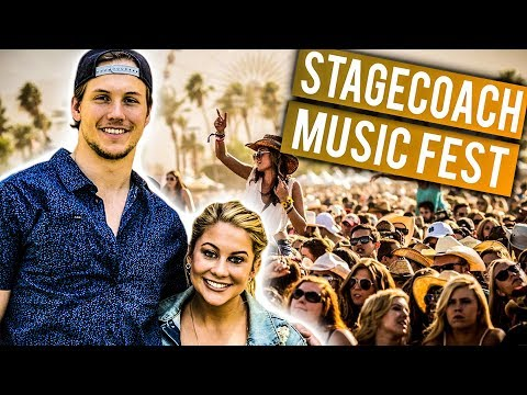 STAGECOACH SUMMER FESTIVAL! | Shawn and Andrew