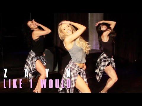 ZAYN - Like I Would (Dance Tutorial in Heels)