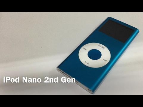 Revisiting the iPod Nano 2nd Gen! Tech Talk! RETROReview! (2006)