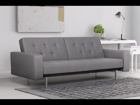 Premium City Line Futon. Assembly Video