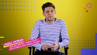 """Niall Horan Explains """"Seeing Blind"""""""