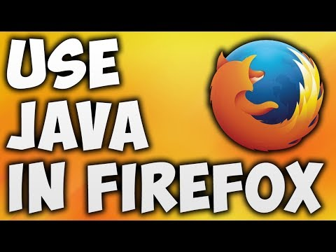 How To Use Java In Firefox - The Easiest Way To Enable Java In Mozilla Firefox [BEGINNER'S TUTORIAL]