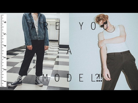 Height & Age Requirements To Be A Model | How To Be A Model | Zac Macfarlane