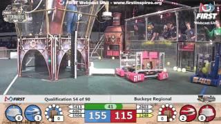 Qual 54 - 2017 Buckeye Regional