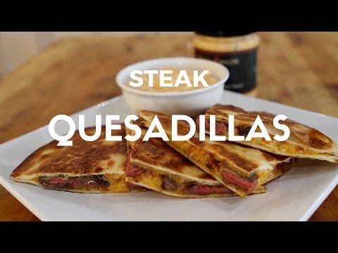 Steak Quesadilla Recipe