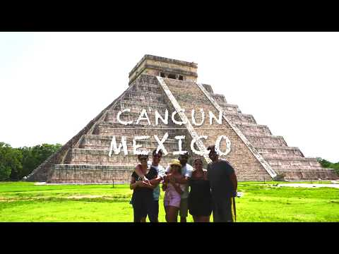 Cancun Mexico Travel Video