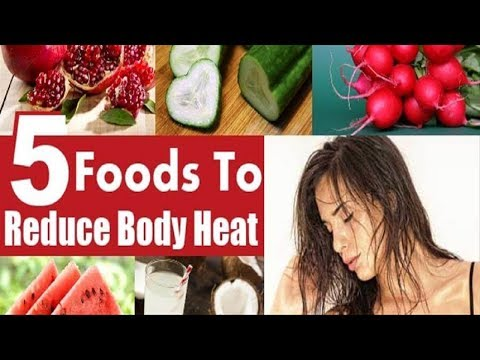 5 Home Remedies to Reduce Body Heat.