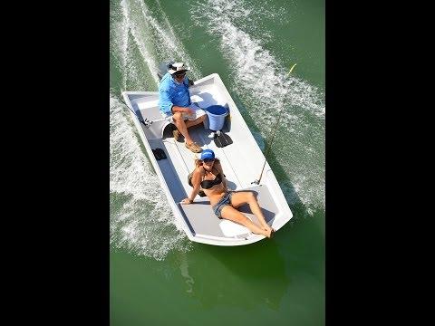 Ezy Topper boat test