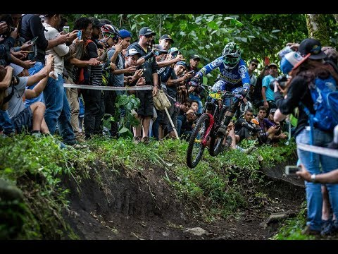 Sam Hill EWS Colombia highlights 2018