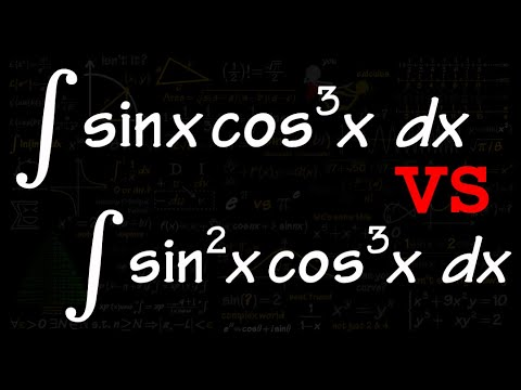Sect 7 2 #1, integral of sin^2x cos^3x
