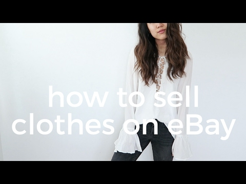 Thrifting to Resell: How to sell on eBay and Mini Haul | #2017FlipChallenge