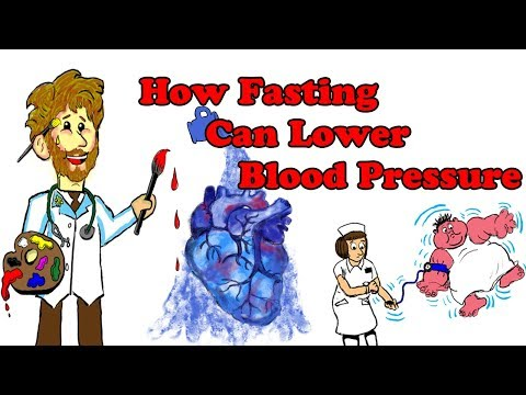 Fasting Benefits - How Fasting can reduce high blood pressure/Hypertension and prevent heart disease