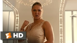 Furious 7 (4/10) Movie CLIP - Letty vs. Kara (2015) HD