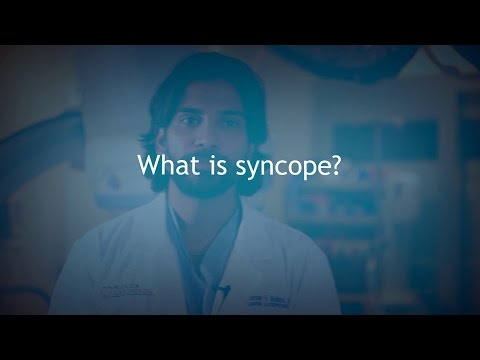 What is Syncope? - Dr. Usman Siddiqui