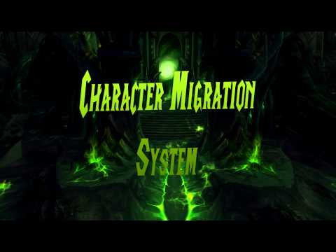 ColossusWoW - Character Migration System