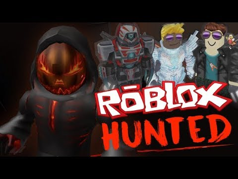 Twin Toys Plays Roblox:  The Hunted