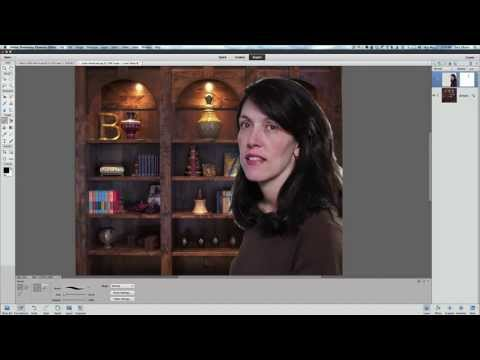 Photoshop Elements 11 Picture In Picture Blending