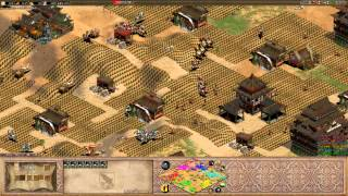 Age of Empires 2 Commentary - Amazing 3v3 - Maybe the Best Game Played