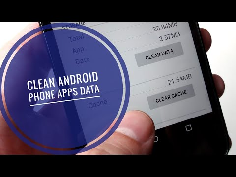 Clean Android Apps Data | Restor Android Apps | Clear Cache Data on Android 7.0 | Android Tutorial