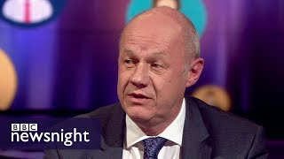 Does Britain have a problem with race? Interview with Damian Green – BBC Newsnight
