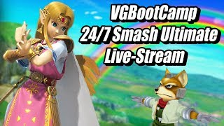 24/7 ULTIMATE: Umebura SP - SST | Shuton (Olimar) Vs. Choco (ZSS) Umebura SP SSBU Finals