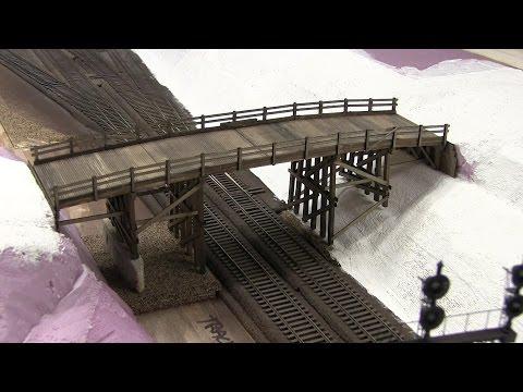 Model Railroad Update 52-Bridge, Culvert & Tunnel