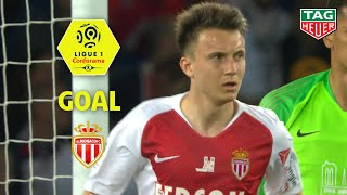 Goal Aleksandr GOLOVIN (80') / Paris Saint-Germain - AS Monaco (3-1) (PARIS-ASM) / 2018-19
