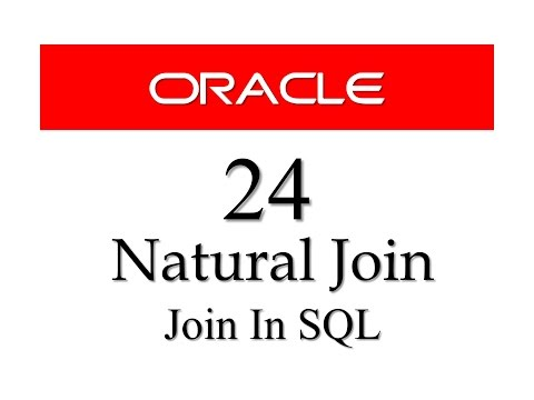SQL tutorial 24 :SQLJoins- Natural Join With ON and USING clause By Manish/Rebellionrider