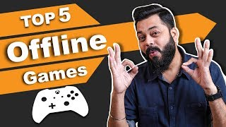Top 5 Best Offline Games Under 100MB ⚡⚡⚡ Stay Home, Stay Safe