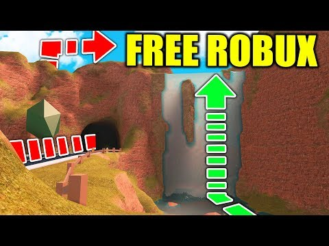 ACROSS THE MAP RACE for FREE ROBUX in ROBLOX JAILBREAK ..
