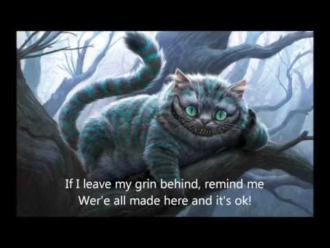 Cheshire Kitten (We're All Mad Here) By SJ Tucker