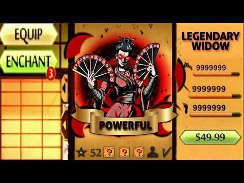 Shadow Fight 2 The Most Powerful Widow - PakVim net HD
