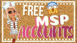 TWO NEW FREE USA ACCOUNTS - Free Accounts Part 8 | MSP - Get