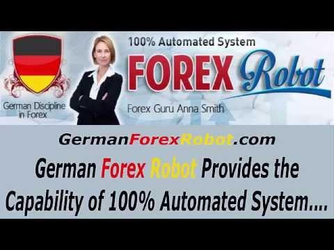 German Forex Robot SetUp and Performance