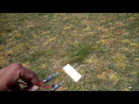 How to Launch a Model Rocket