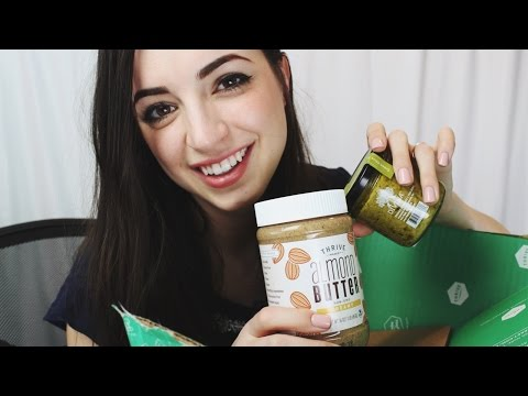 [ASMR] Personal Shopper Roleplay | Thrive Market (Healthy Products + Gift!)