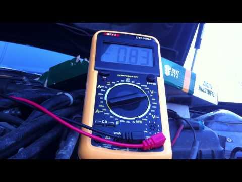 Honda Map Sensor Test