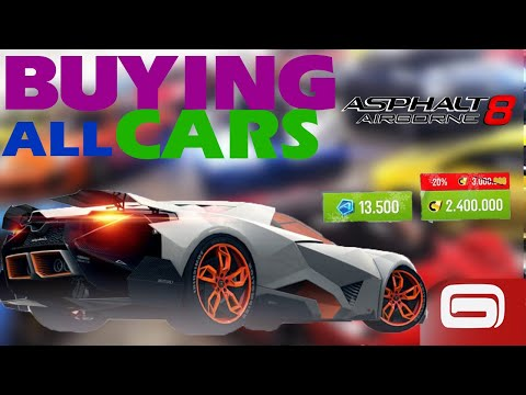 Asphalt 8 Airborne !! Latest TRAINER Updated !! MAY UPDATE 2018. Hack tool updated