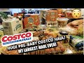 HUGE PRE BABY COSTCO HAUL // BIGGEST COSTCO HAUL YET // FAMILY OF 5 // MAMA APPROVED