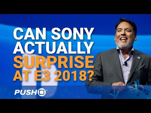 E3 2018: Can Sony PlayStation's Press Conference Actually Surprise? | PS4