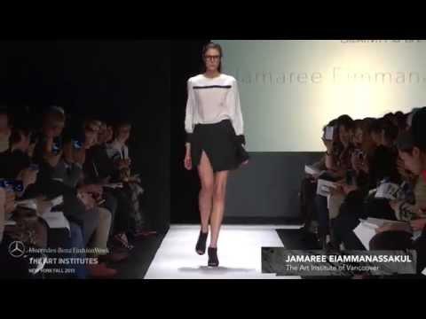 The Art Institutes Mercedes- Benz Fashion Week, New York, 2015