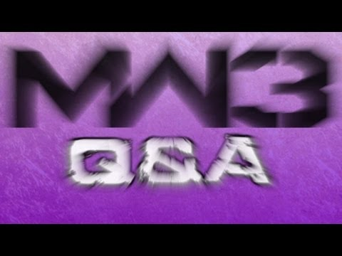 Call of Duty Modern Warfare 3 Wii - Q&A Session Ep.8