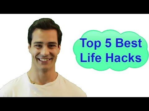 Top 5 Simple Life Hacks - ChoiceTV
