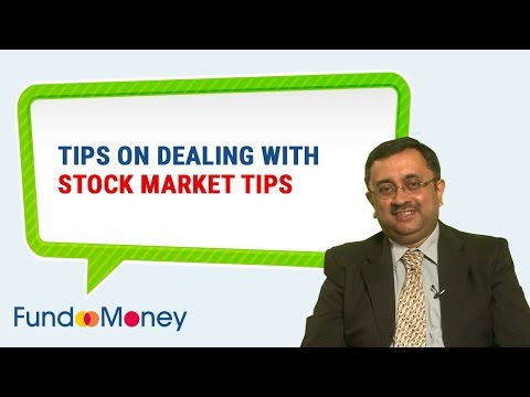 Tips On Dealing With Stock Market Tips