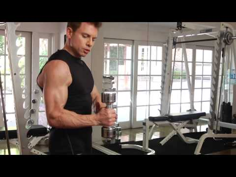 What Muscles Do Dumbbell Lateral Raises Work?