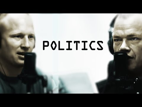 Would Leif or Jocko Ever Get Involved in Politics?  - Jocko Willink and Leif Babin