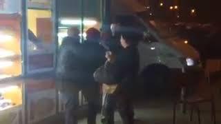 რკინიგზის სადგურთან სამართალდამცავებმა ერთი პირი დააკავეს