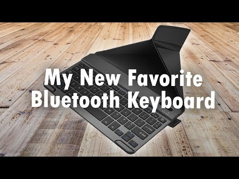 My New Favorite Bluetooth Keyboard for Tablets & Smartphones Under $20