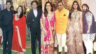Anant Ambani Pre Wedding Party 2019 Shahrukh Khan, Aishwarya Rai, Anil Kapoor