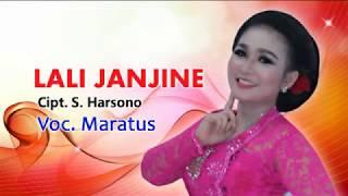 Lirik Lagu LALI JANJINE (Bowo) Sragenan Karawitan Campursari - AnekaNews.net